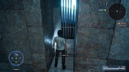 《最终幻想15》普提沃斯遗迹迷宫心得