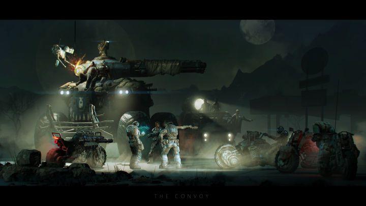 《战争机器:战略版》即将发售 世界观极其丰富