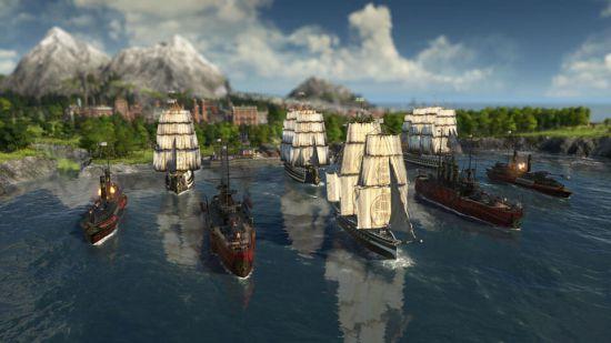 《纪元1800》新手打海盗技巧 纪元1800海盗怎么打