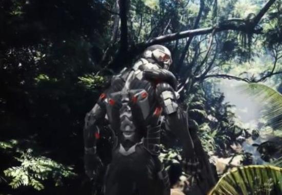 《孤岛危机:重制版》游戏正式预告视频公布
