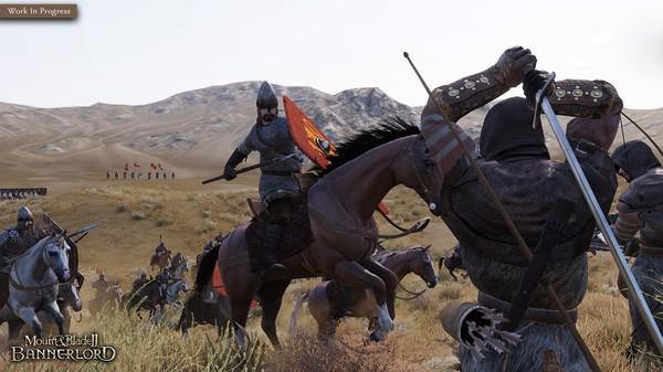 《骑马与砍杀2:霸主》依旧夺得Steam周销榜冠军