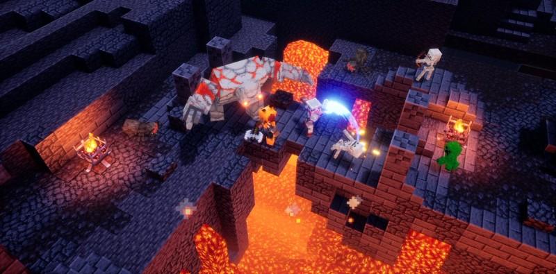 《我的世界:地下城》如何让玩家变得狂热起来