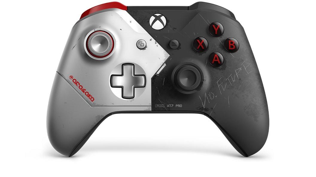 《赛博朋克2077》限量Xbox手柄9月17日正式发售