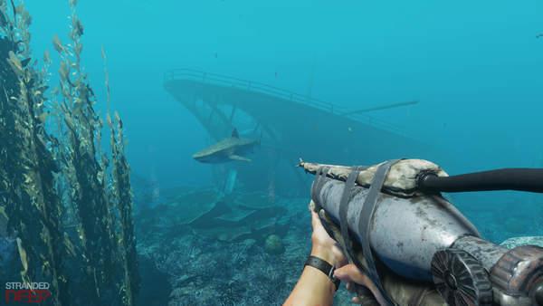 冒险独立游戏《荒岛求生》登陆PS4和Xbox One平台