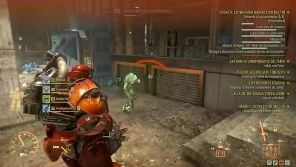 《辐射76》现NPC掠夺死去玩家物品Bug
