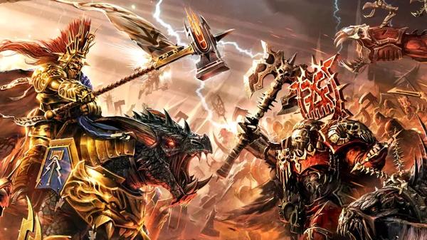 《战锤:西格玛时代》将开发RTS新游戏 2023年推出