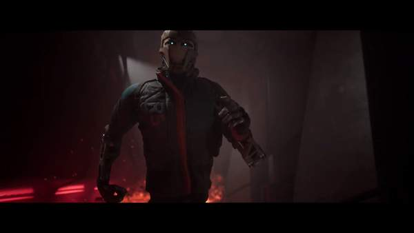 科幻射击新作《瓦解》游戏故事宣传片公布