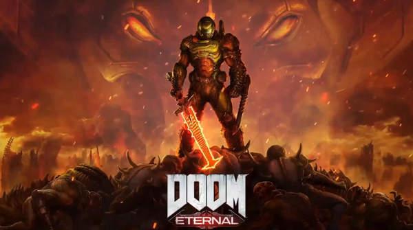 Steam周销量排行榜《毁灭战士:永恒》首次夺冠
