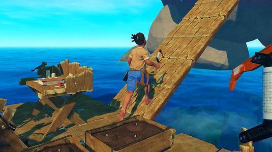 木筏求生raft喝水方法解析攻略