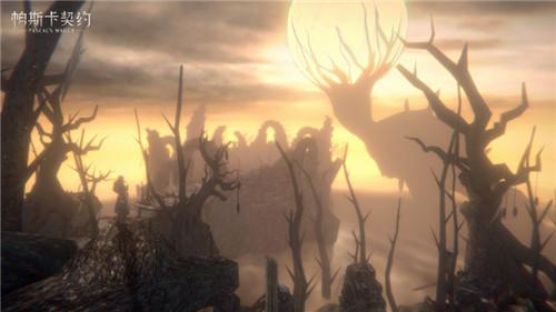 动作RPG游戏《帕斯卡契约》更新计划20日放出