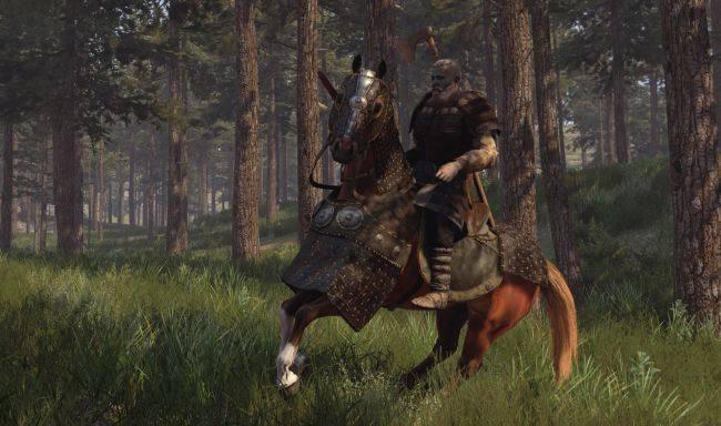 骑马与砍杀2 1.41版双手步战流玩法心得