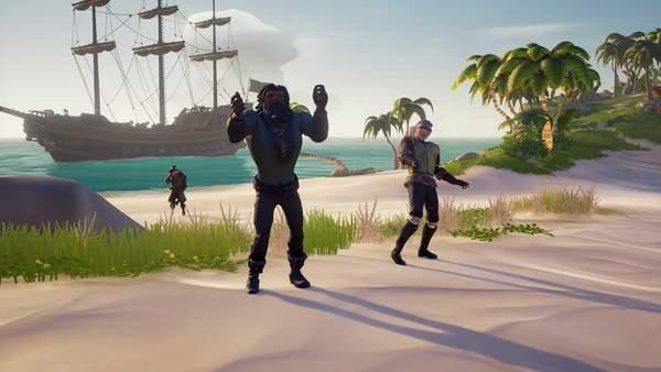 《盗贼之海》最新预告公布 Steam页面开通支持简