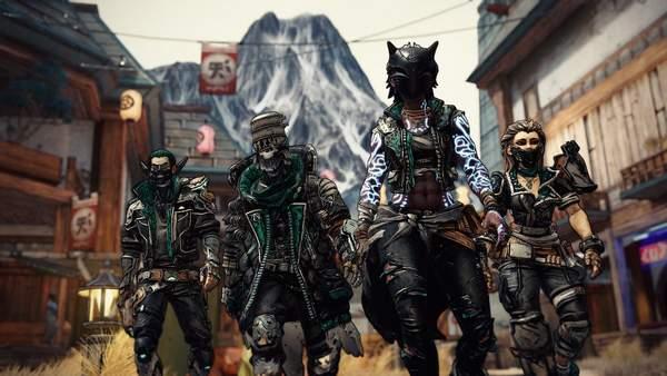 《无主之地3》新DLC预告公布 将于6月25日正式推出