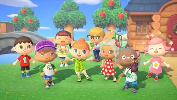 英国游戏周销量榜《集合啦!动物森友会》三连
