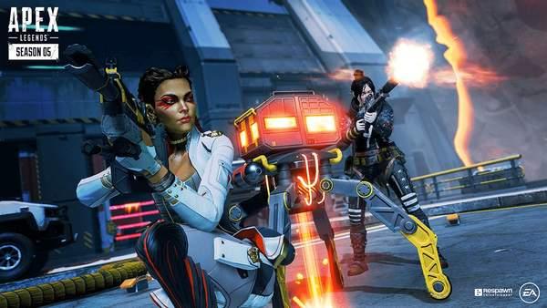 《Apex英雄》游戏开发者访谈 新赛季幕后内容介绍