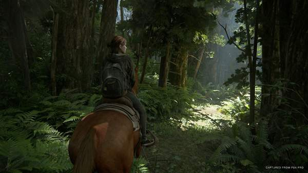 《美国末日2》比前作规模大50% 游戏通关时长约