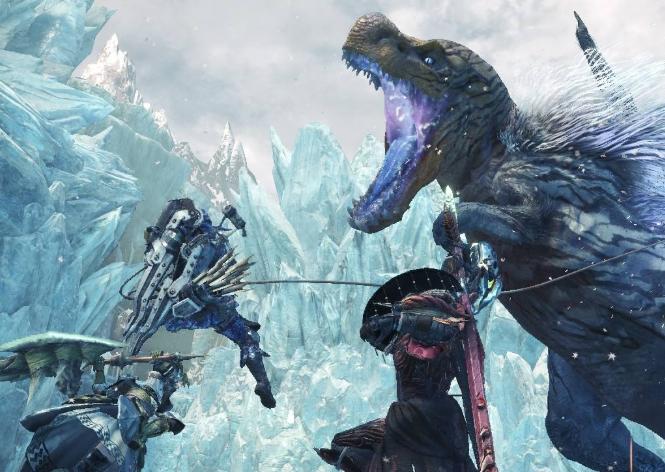怪物猎人世界冰原DLC金狮子重弩榴弹配装