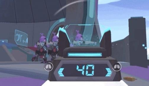 《香肠派对》Y星加速机枪使用方法