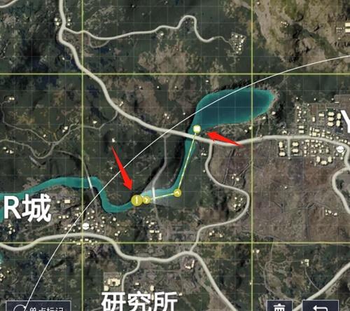 《和平精英》龙舟赛道位置介绍一览
