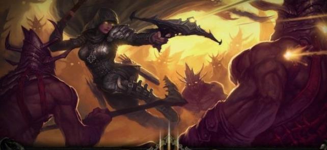 《暗黑破坏神3》猎魔人套装介绍