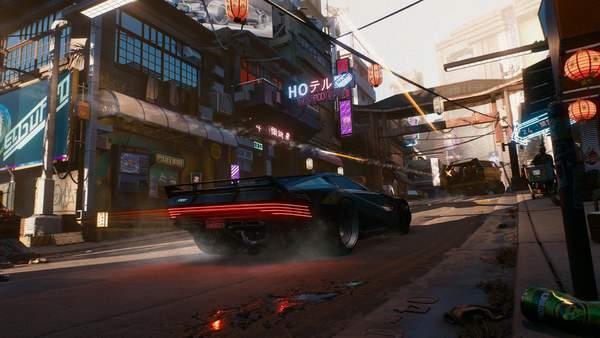 《赛博朋克2077》新内容公布 成为赛博朋克谱写传奇