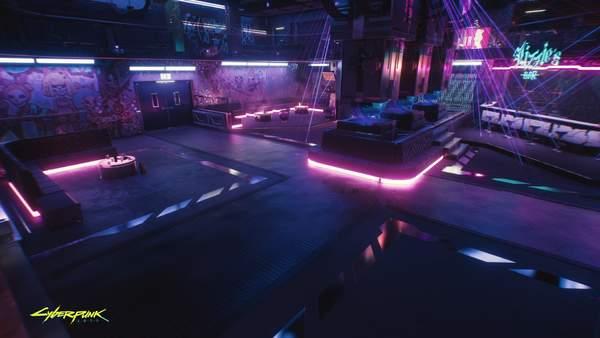 《赛博朋克2077》新光追截图 游戏实时光追效果画面展示