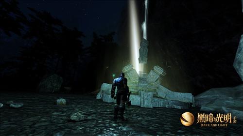 超四万平方千米的大地图《黑暗与光明手游》用魔法改造生存玩法