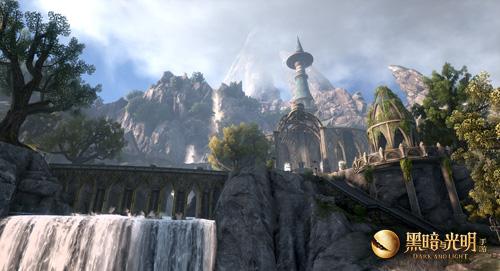 魔幻沙盒生存游戏《黑暗与光明手游》开启预约活动