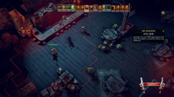 战略RPG《纳赫鲁博王国地下城》8月27登陆Steam