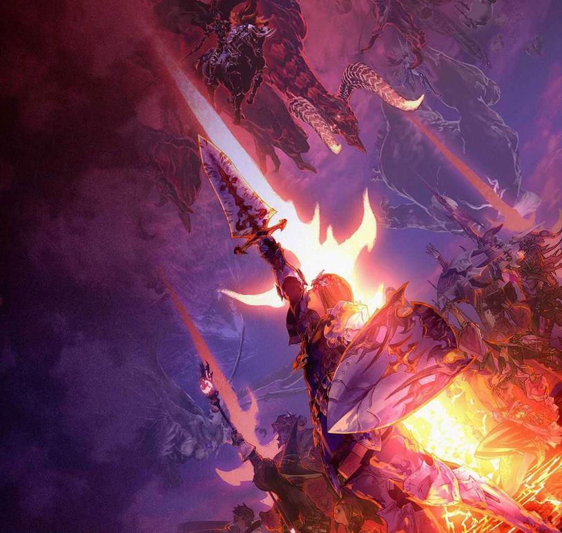 最终幻想14:暗影之逆焰配置要求