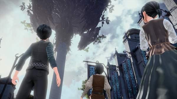 《刀剑神域:彼岸游境》世界永远不会忘记你预