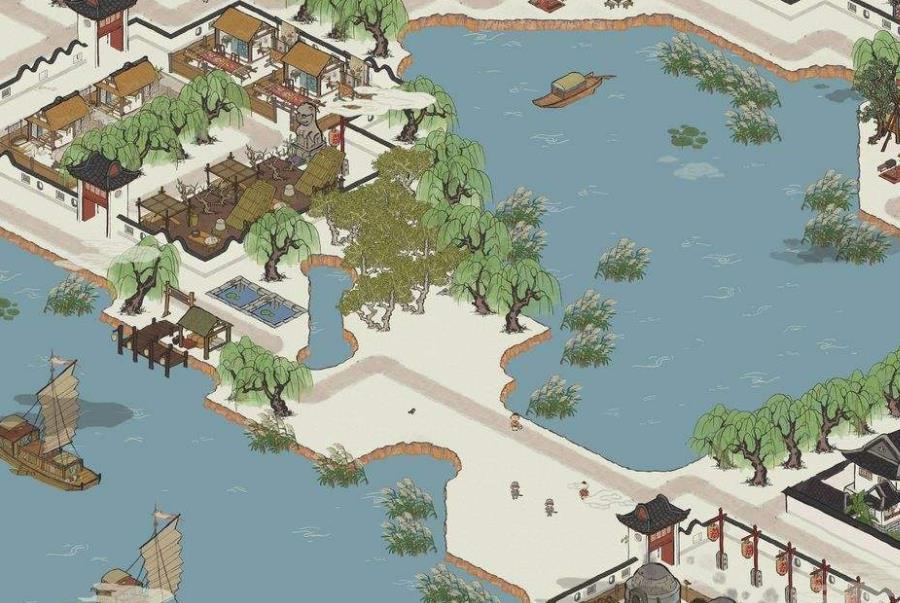 《江南百景图》赚钱途径一览
