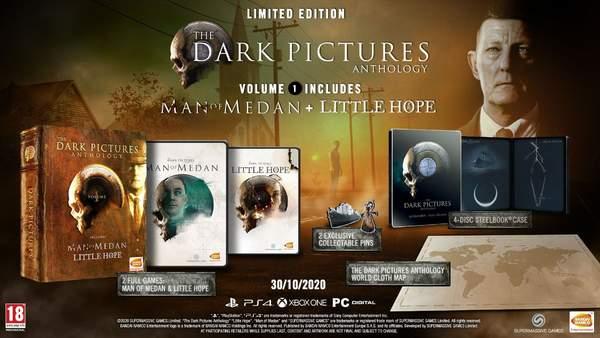 《黑暗影集:稀望镇》新预告公布 10月30日发售