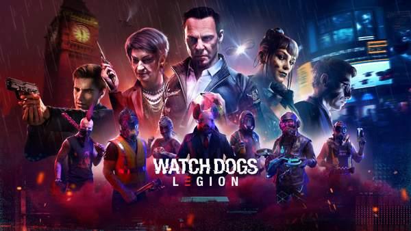 《看门狗:军团》游戏内容 角色设置信息展示