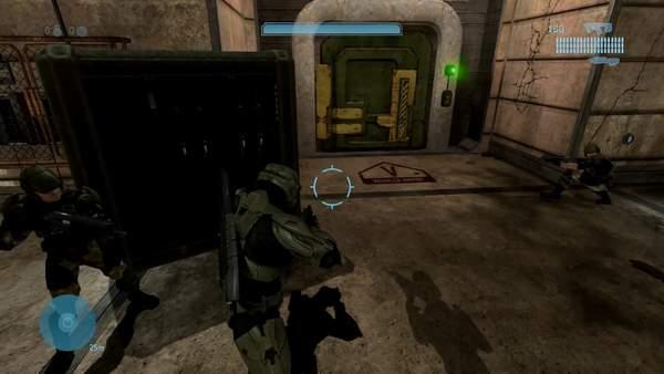 第三人称视角游玩《光环3》PC版第三人称Mod演示