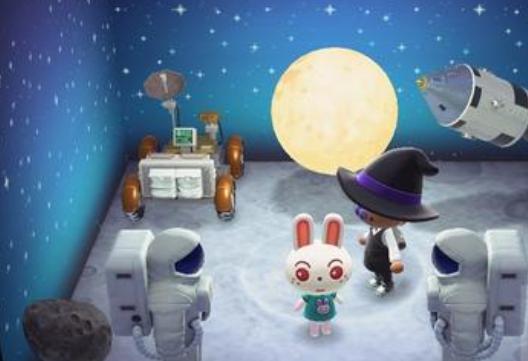 《集合啦动物森友会》月兔家装心得分享