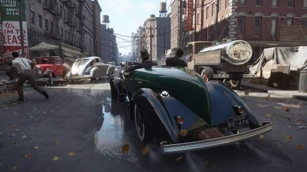 《黑手党:最终版》老玩家可使用怀旧模式进行