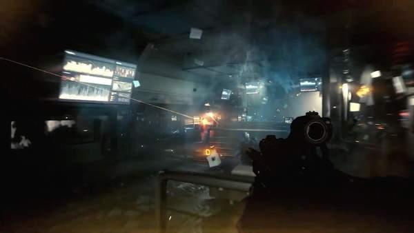 FPS在线游戏《穿越火线X》单人战役画面首次曝光