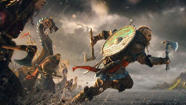 《刺客信条:英灵殿》游戏含三种战斗流派技能树
