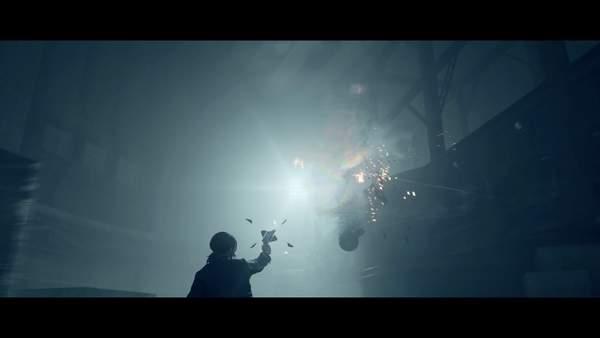 《控制》新DLC开场预告 心灵杀手游戏主角出镜
