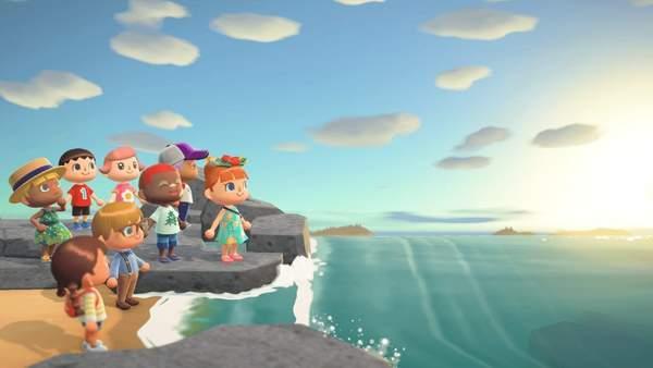 《动物森友会》成日史上最畅销游戏 超马里奥兄