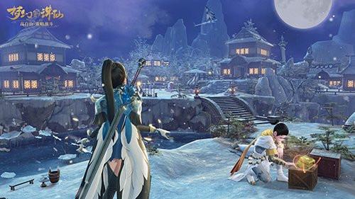 《梦幻新诛仙》手游加入真实交互体验与实用生