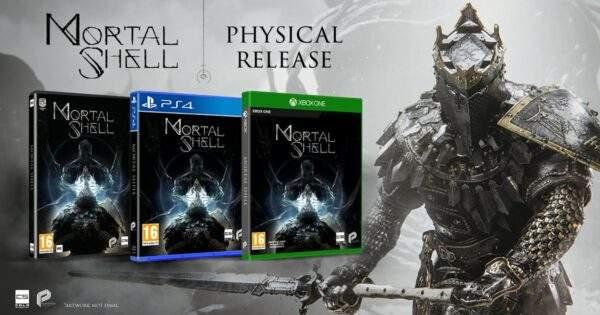 动作角色扮演游戏《致命躯壳》推实体版 10月发售