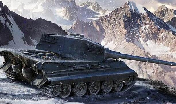 《坦克世界》虎王怎么样?虎王数据一览