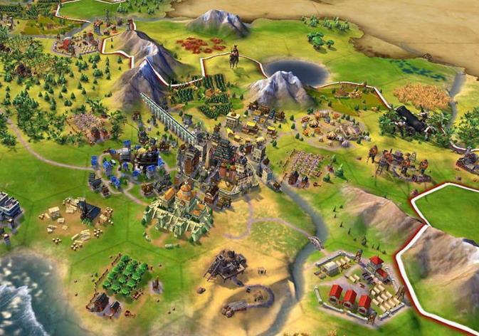 《文明6》金法国怎么玩?凯瑟琳玩法攻略