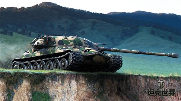 三年偵查五年蹲點《坦克世界》戰場生存有高招