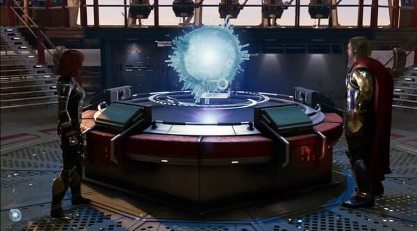 《漫威复仇者联盟》14分钟索尔抡锤战斗实机演示