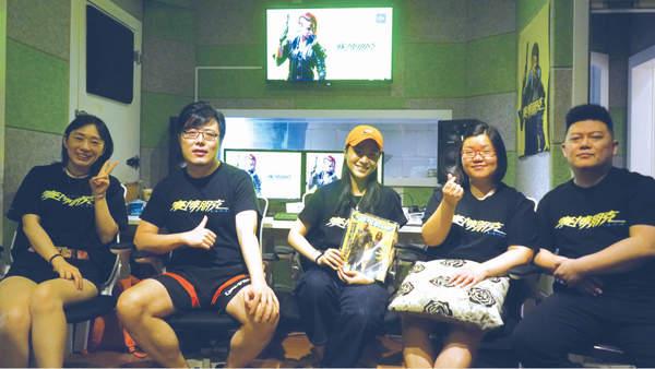 《赛博朋克2077》游戏中文配音已录制10万句台词