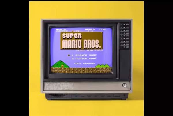 时光荏苒《超级马里奥》35周年特别纪念视频欣赏
