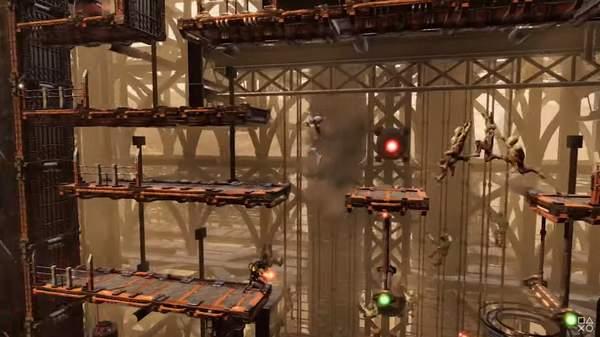 《奇异世界:灵魂风暴》全新预告片 场景和玩法